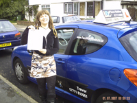 Vicky Standing - First Time Pass
